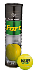Dunlop Fort Duck Tennis Ball